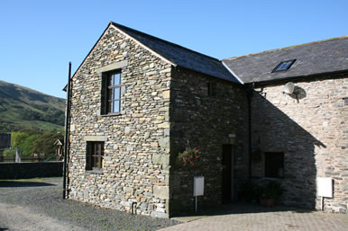 Coombe Cottage Exteriour Nov 10