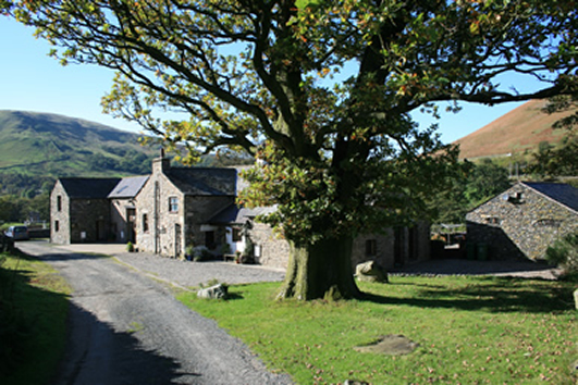 Brockhole Cottages A